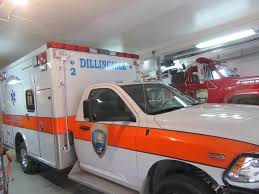 new ambulance on the job in dillingham kdlg
