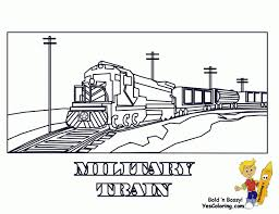 union pacific train coloring printable pages