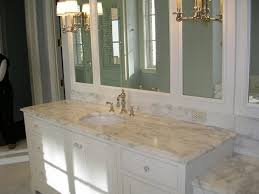 Bathroom With White Cabinets - best color for granite countertops and white bathroom cabinets