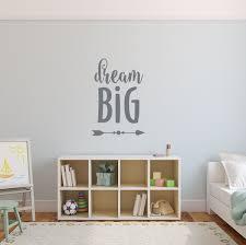 Wall Decal For Nursery by Dream Big Wall Decal Nursery Decor For Boys Playroom Wall Art