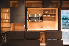 Modular Wall Units This Modular Wall Unit Holds An Entire Kitchen The Verge