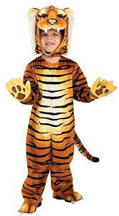Safari Halloween Costume Amazon Rubie U0027s Silly Safari Tiger Costume Small Toys U0026 Games