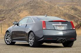 2012 cadillac cts v coupe information and photos zombiedrive