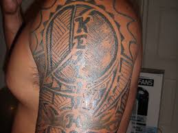 pictures of tattoo gallery hawaiian warrior sleeve tattoos
