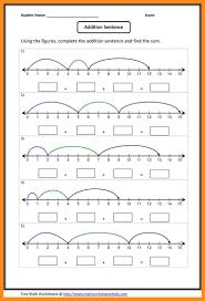 Fraction Worksheets Ks2 3 Fraction Number Line Worksheet Lvn Resume