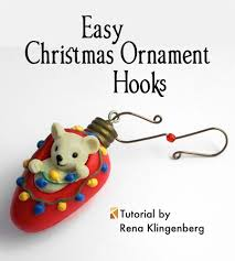 easy ornament hooks tutorial jewelry journal