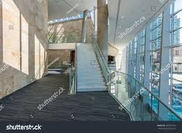 royalty free stairs in the modern lobby hallway u2026 387415105