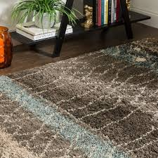 Black Area Rugs Mohawk Home Huxley Adobe Brown Black Area Rug 8 U0027 X 10 U0027 Free