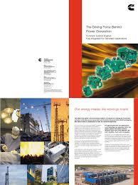 cummins brochure engines diesel engine