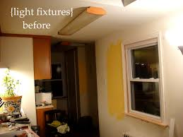 fluorescent light fixture kitchen 600 makeover kitchen so pretty is as pretty does