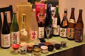 japanese class online washo cooking class osaka japan japanese sake tasting activity