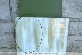 Back Painted Glass Backsplash  My DIY Trial Run - Solid glass backsplash