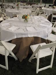 Wedding Table Linens Dining Room Entrancing Wedding Table Decoration Using Ruffle