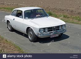alfa romeo classic gtv alfa romeo 1750 gtv coupe of 1968 in the tour de bretagne near