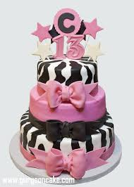 13 birthday cake ideas