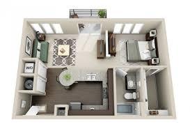 plan de chambre plan 3d appartement 1 chambre 40