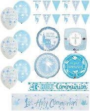 First Holy Communion Decorations Holy Communion Decorations Ebay