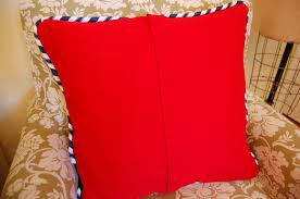 Cushion Covers Without Zips How To Sew A Pillow Cover An Easy Tutorial