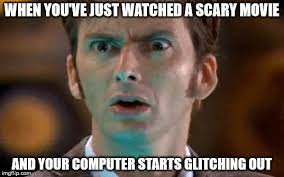 Scared Face Meme - david tennant scared face memes imgflip