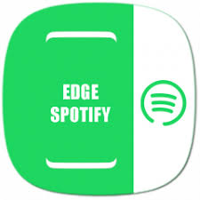 spotify apk edge panel for spotify 1 3 apk for android aptoide