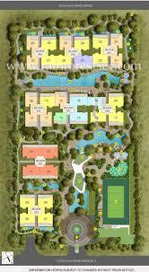 hdb floor plan the rainforest ec floor plans u0026 site plan