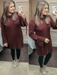 best long sweaters for leggings by lauren m