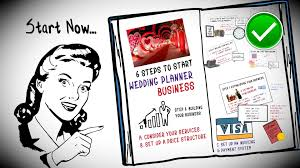 starting a wedding planning business 6 steps to start a wedding planning business