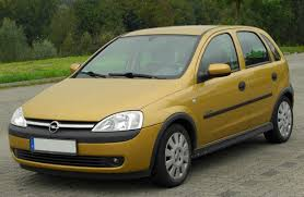 opel yellow opel vita 1 4 16v 90 hp car technical data power torque fuel
