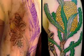tattoo cover up abc news australian broadcasting corporation