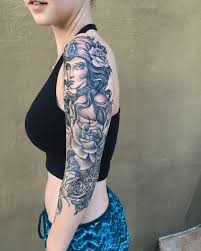25 unique gypsy tattoo sleeve ideas on pinterest gypsy