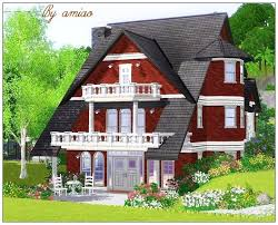 vacation home designs mod the sims classic design a flowery garden for vacation