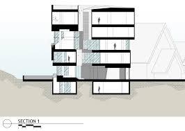 architectural design floor plans wat ananda metyarama thai buddhist temple czarl architects