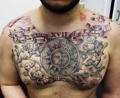 top 10 chest tattoos for