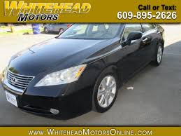 2012 lexus es 350 touring edition for sale used cars for sale ewing nj 08638 whitehead motors