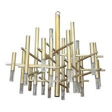 Brushed Brass Chandelier 67 Best Gaetano Sciolari Images On Pinterest Chandeliers Modern