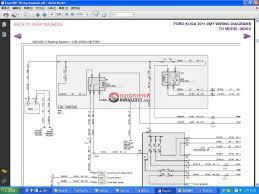 ford kuga 2011 1g wiring diagram workshop manual ford kuga ford