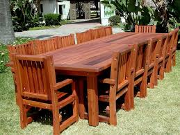 Redwood Patio Table Vintage Redwood Patio Furniture Home Design Ideas
