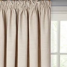 pencil pleat ready made curtains u0026 voiles john lewis