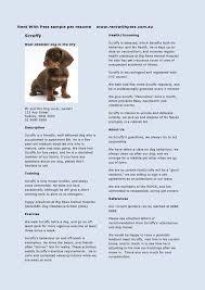 Veterinary Technician Resume Samples by Unusual Design Pet Sitter Resume 1 Pet Sitter Resume Samples Tips