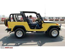 commando jeep modified mahindra major souvenir the classic is baaaccckkk edit not