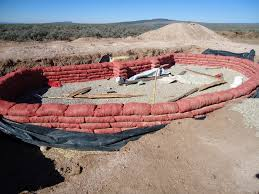 building an earthbag home in northern new mexico natural idolza