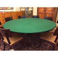 tablecloth for 48 round table amazon com green felt poker table cover green fitted tablecloth