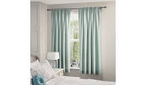 Duck Egg Blue Blind George Home Duck Egg Faux Silk Curtains Curtains U0026 Blinds