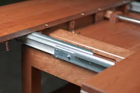 table extension slide mechanism 94 dining table extension slides dining room table extension
