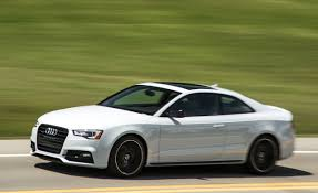 a5 audi horsepower 2016 audi a5 test review car and driver