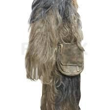 star wars 7 series cosplay chewbacca halloween suit costume