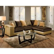 furniture chelsea home furniture alpha 2 piece sectional in