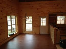 How To Build A Wood Floor With Pole Barn Construction by One Man 80 000 U003d This Awesome 30 X 56 Metal Pole Barn Home 25