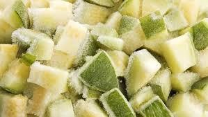comment cuisiner courgettes comment congeler des courgettes fraiches minutefacile com