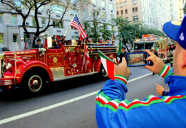 columbus day parade everyone is italian u2013 la voce di new york